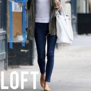 Ann Taylor LOFT Modern Skinny Ankle Jean